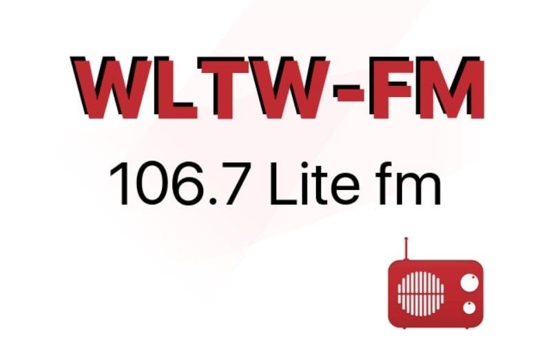 wltw-fm 106.7 lite fm logo