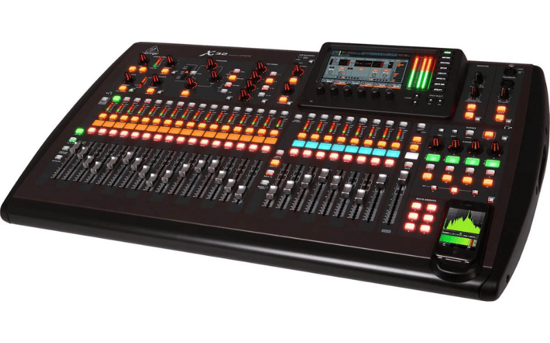 behringer x32 sound desk