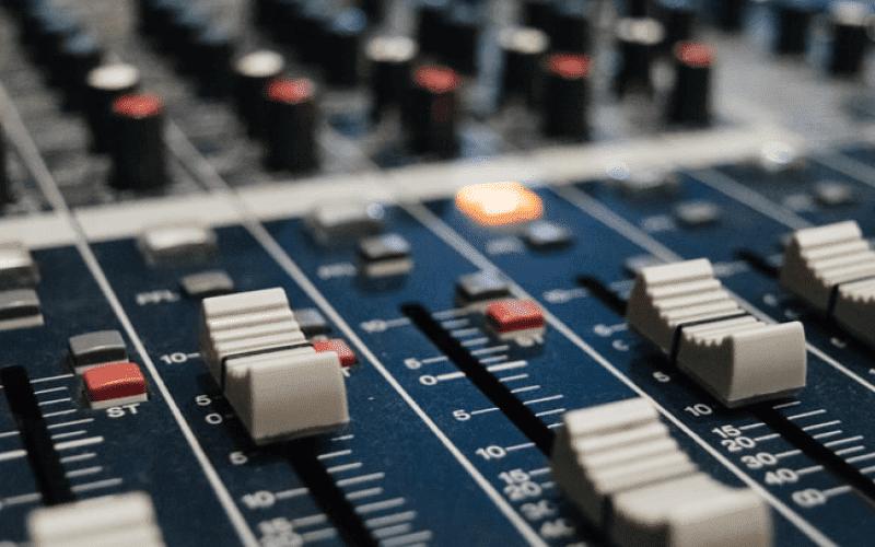 internet radio sound board