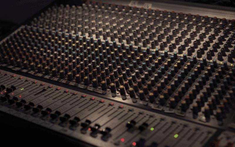 audio mixer internet radio uk