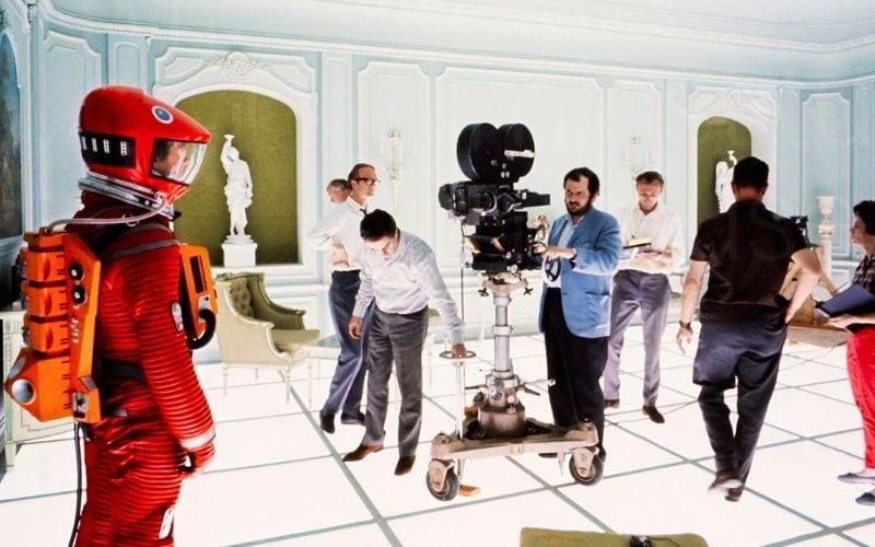 2001 a space odyssey movie set