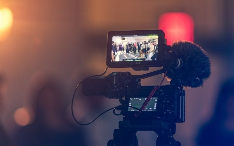 cinematography camera filming