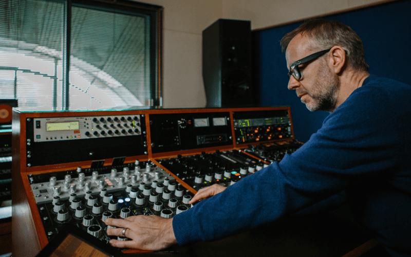 metropolis studios master tracks