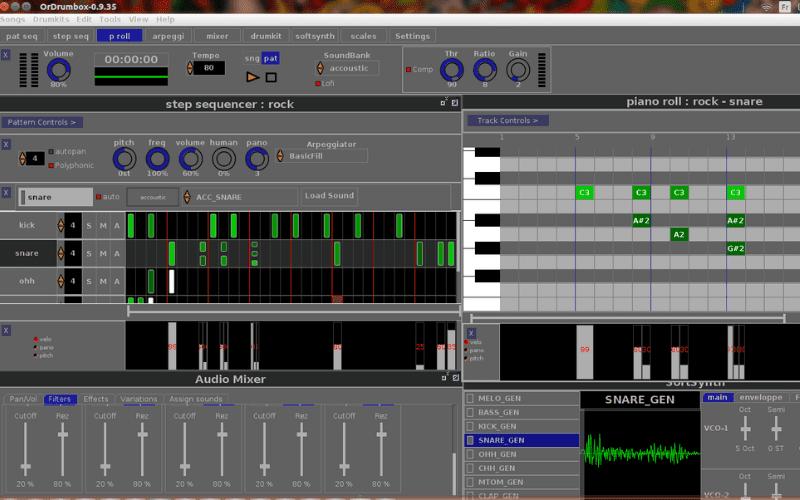 ordrumbox beatmaker