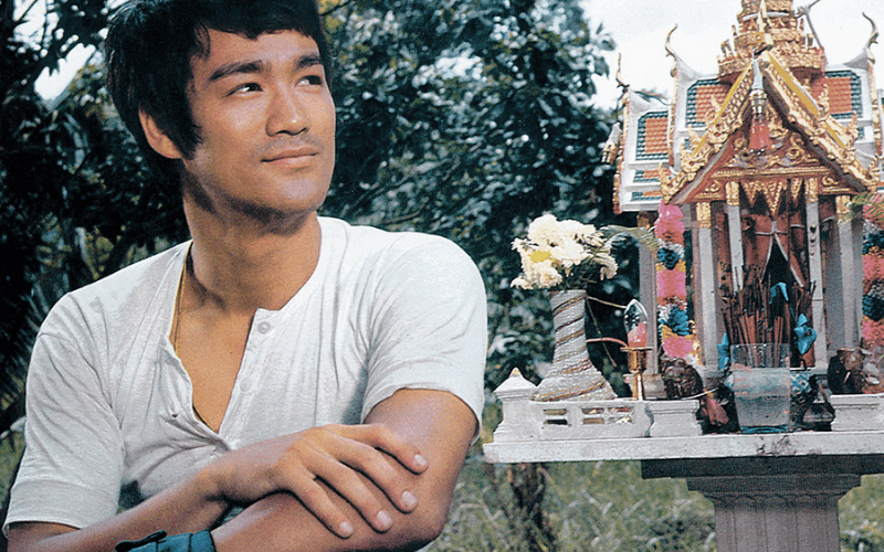bruce lee in film