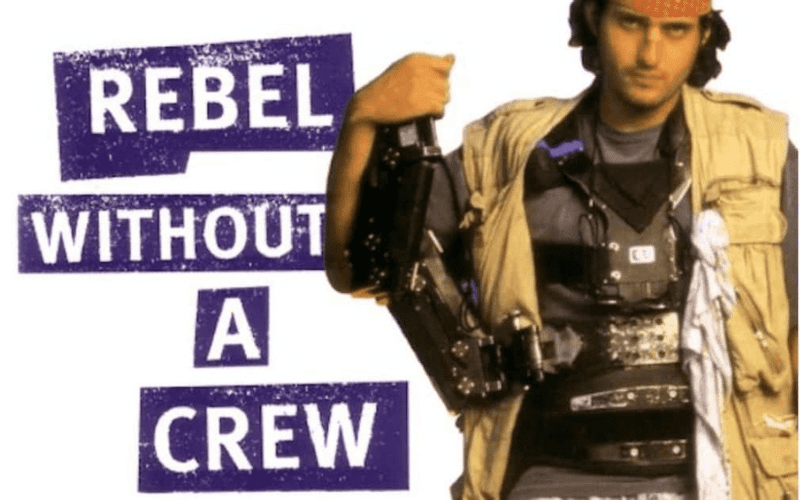 rebel without a crew book