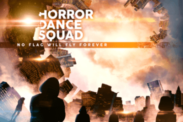 Horror Dance Squad 'Burn This Place Down': Speaking Out Against Tyranny – Out September 18th
