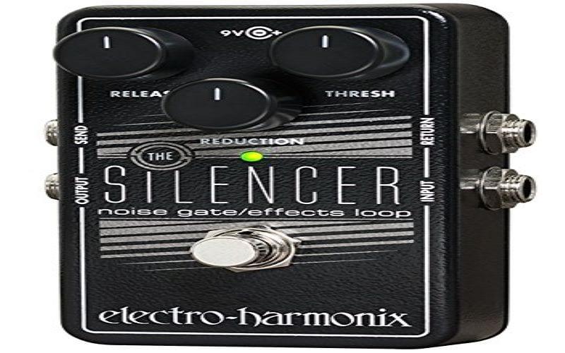 electro harmonix the silencer pedal