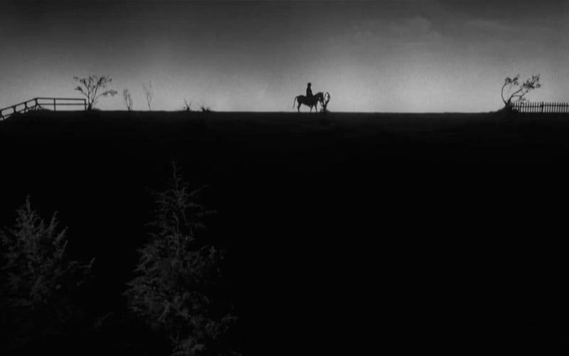 night of the hunter movie