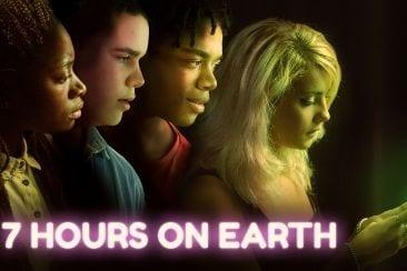 Rob Marshall: 7 hours On Earth