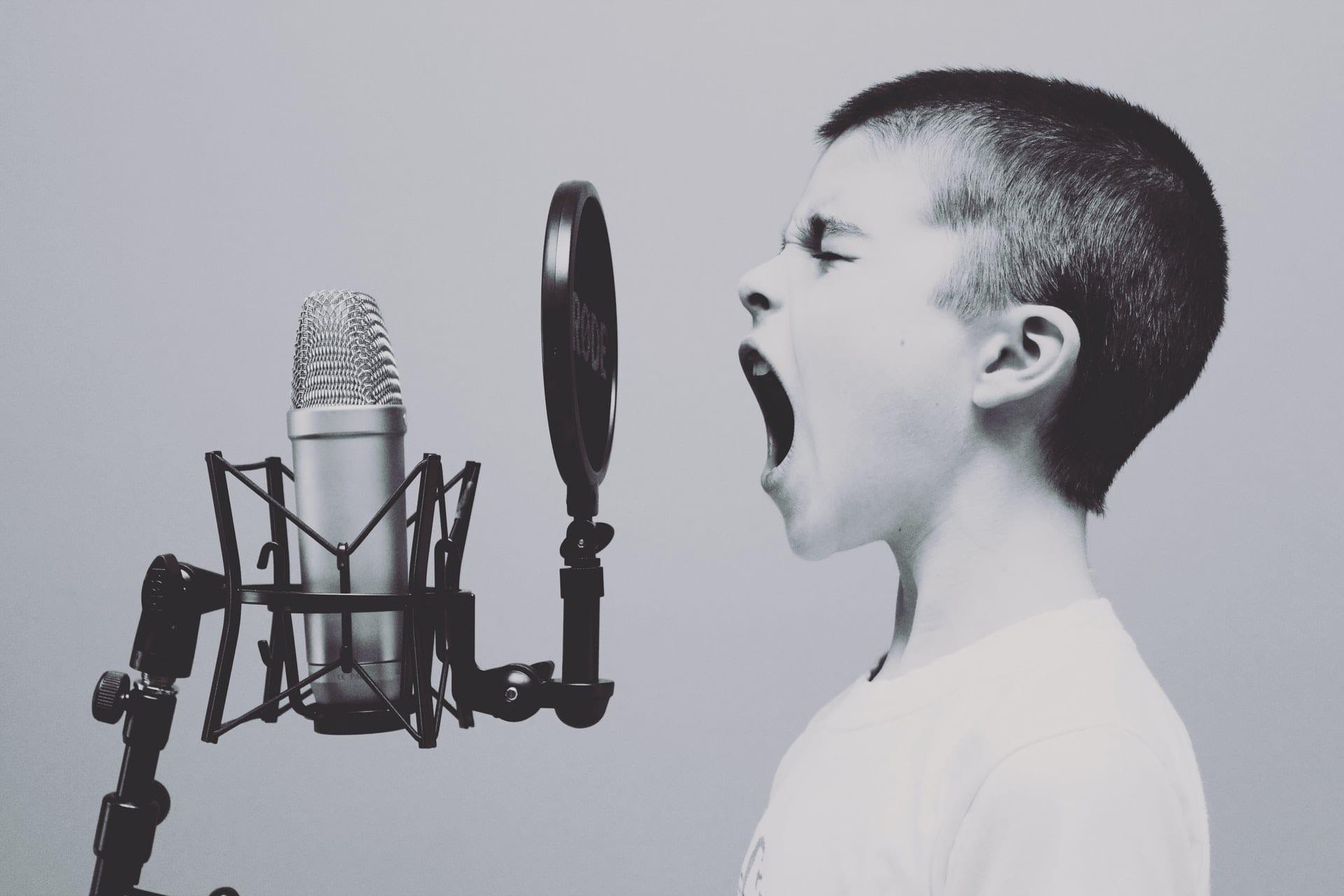 dynamics singing