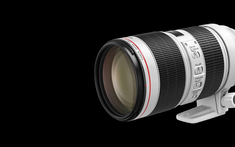 canon lens for filmmaking