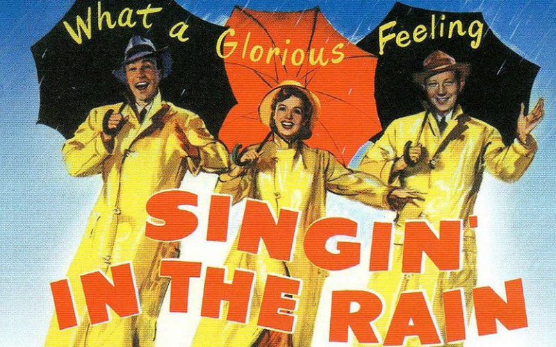 singin in the rain movie musical