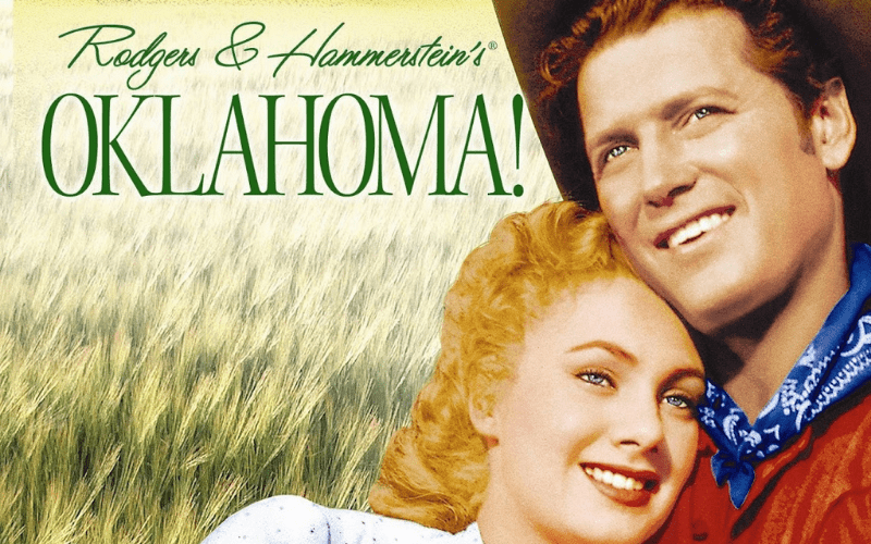 oklahoma poster movie music