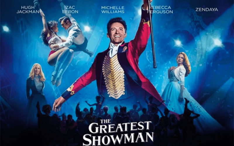 the greatest showman movie musical