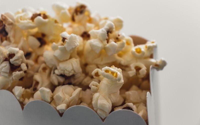 image of popcorn film festival movies