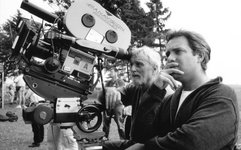 cinematographer on set
