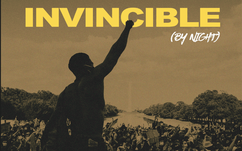 Invincible (By Night) Artwork Blog