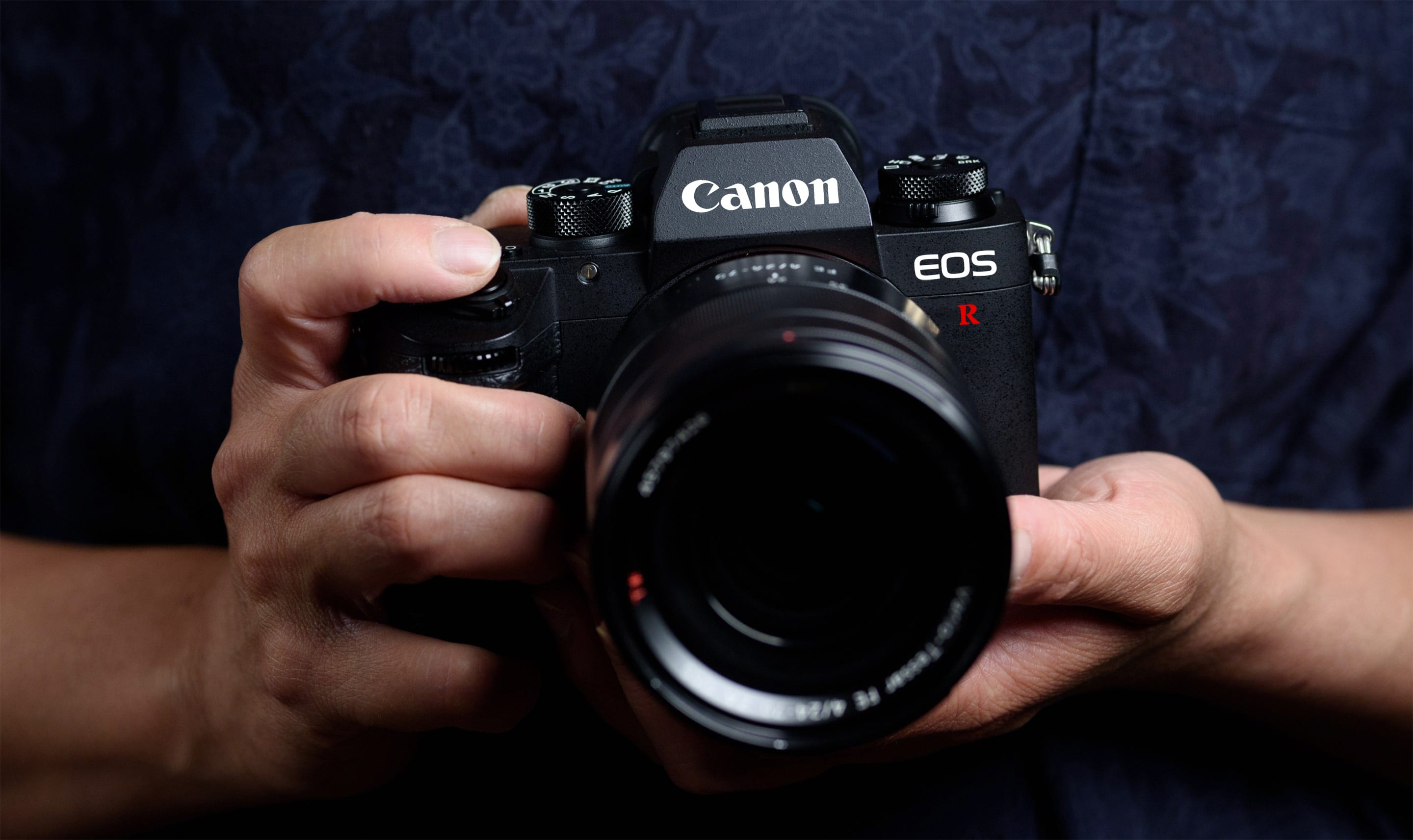 canon EOs 8k camera