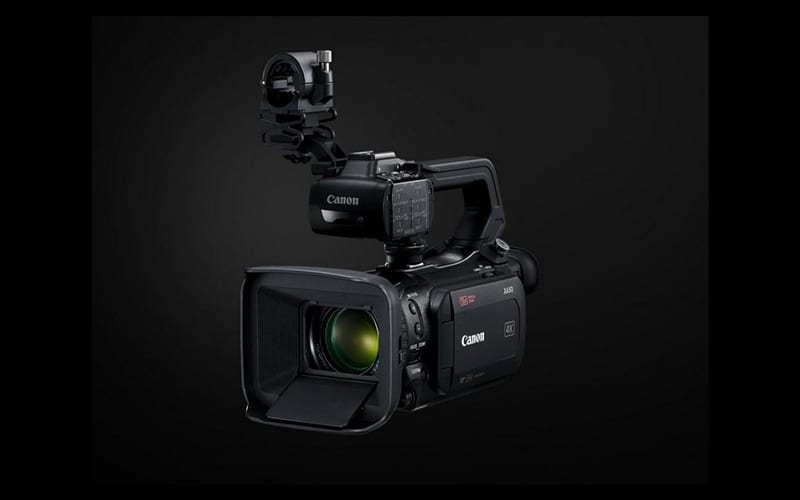 canon legria hf g60 best camera for filmmaking