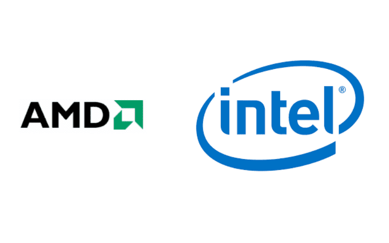 AMD vs intel processors computers