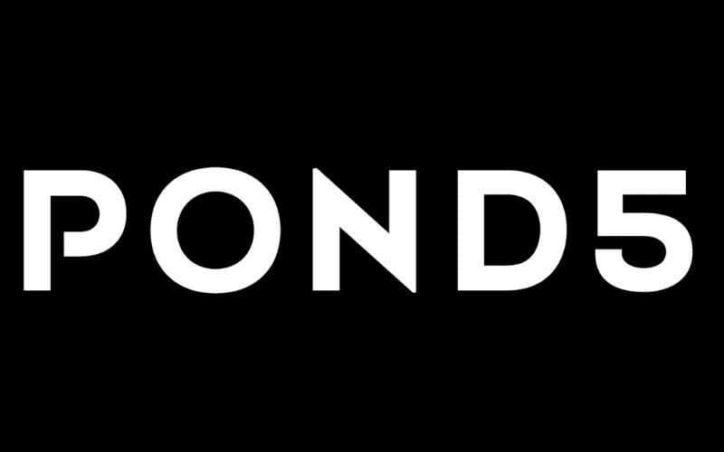 pond 5 logo