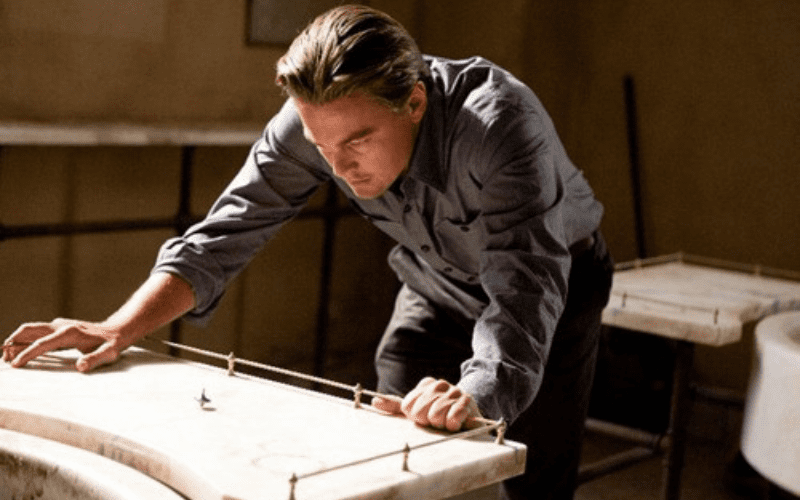 inception scene in famous movie scenes
