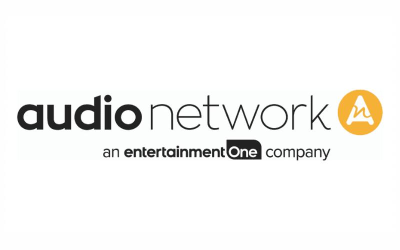 audio network music logo