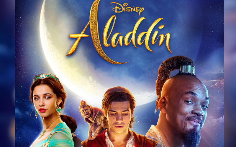 aladdin indian film industry
