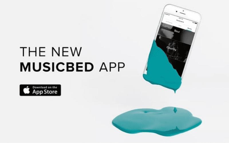musicbed app