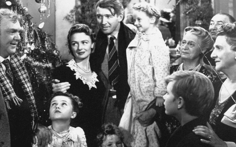 its a wonderful life best christmas movie
