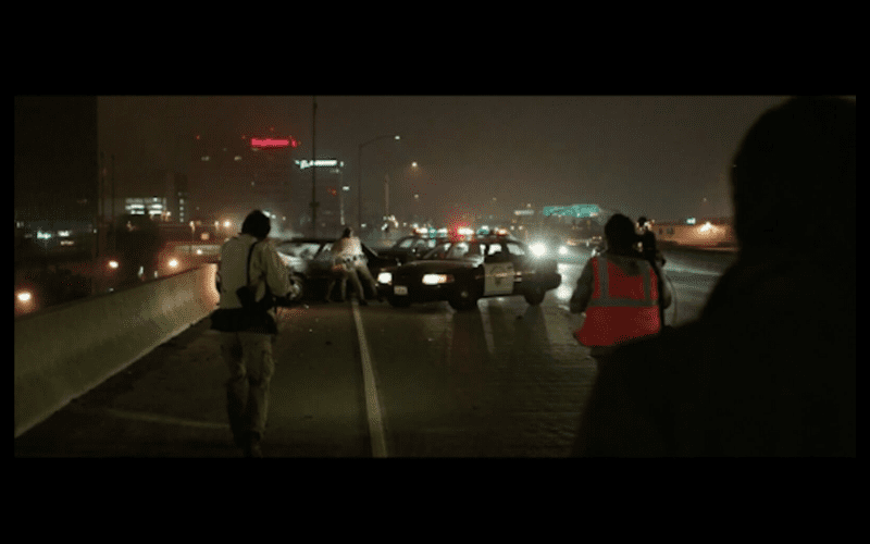 Nightcrawler Film Composition