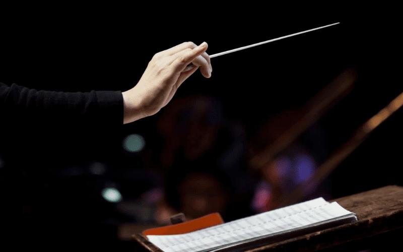 music baton