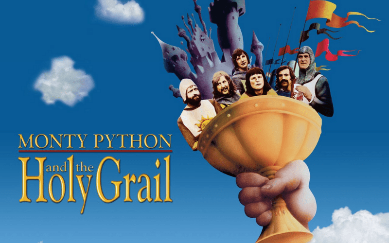 monty python and the holy grail movie
