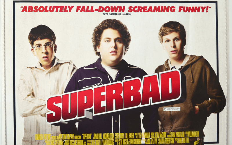 superbad one of the best comedy movies