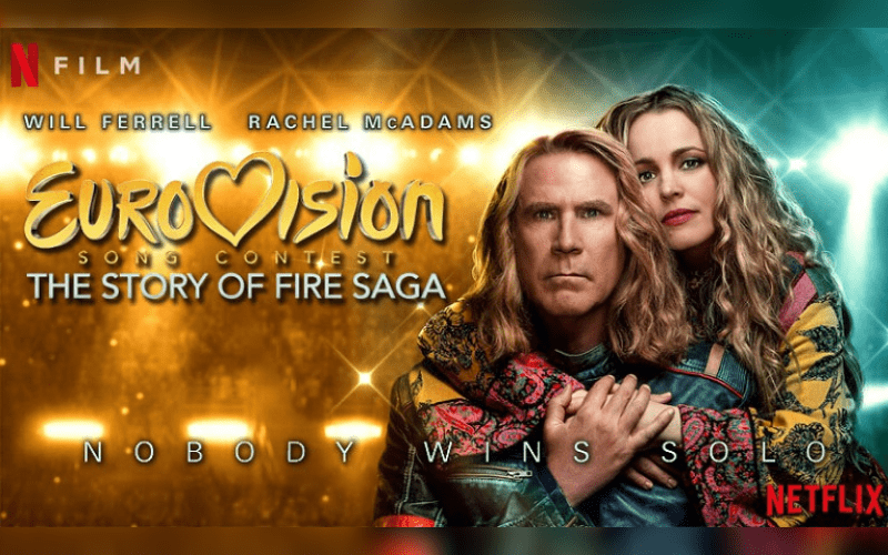 eurovision song contest the story of the fire saga
