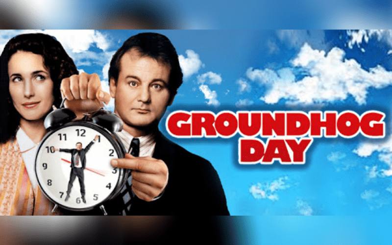 groundhog day best comedy movies