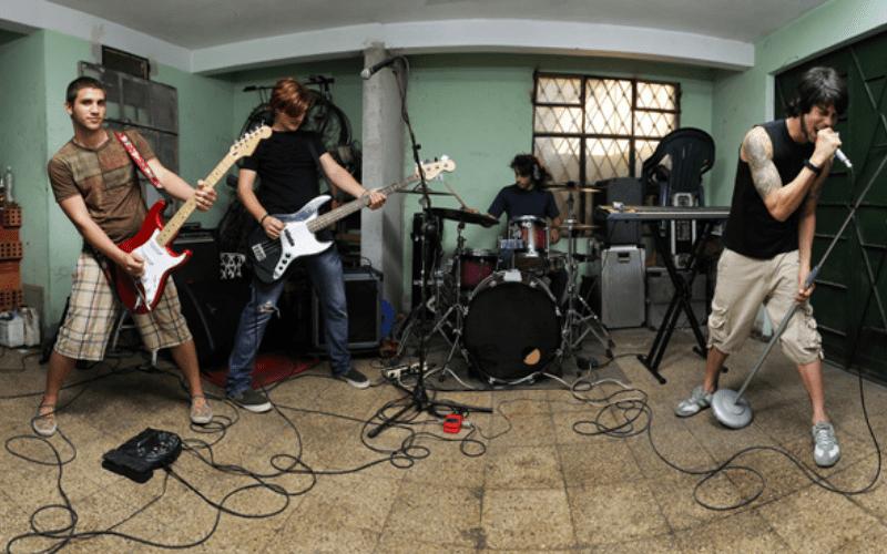 band preparation