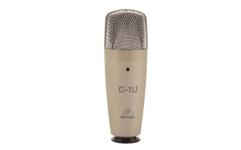 behringer condenser microphone
