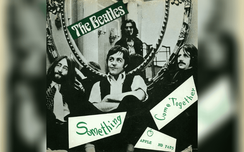 the beatles somethin