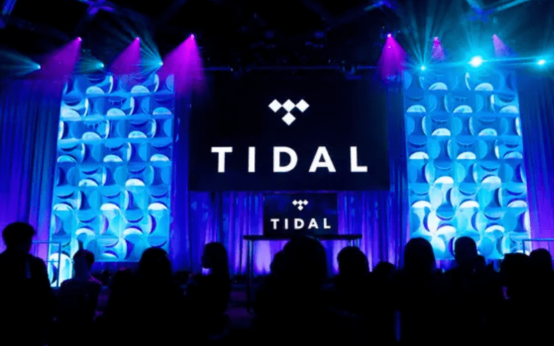 tidal for artists