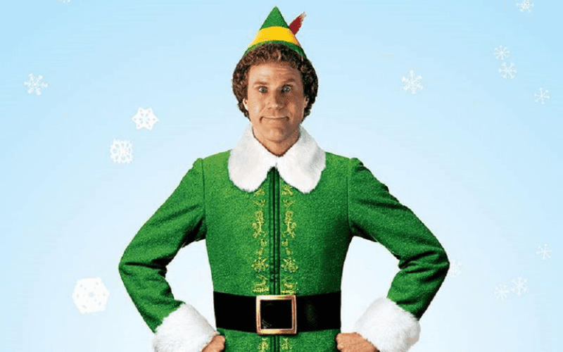 buddy the elf movie character
