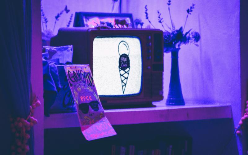 tv advert