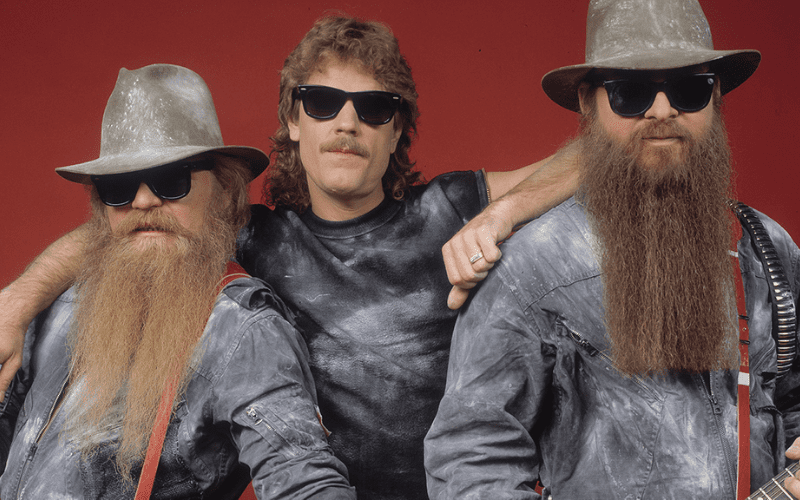 best rock bands zz top
