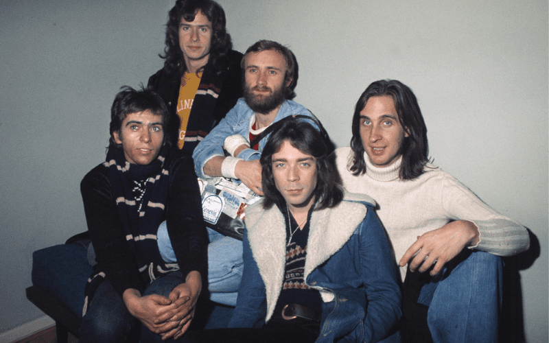 genesis best rock bands