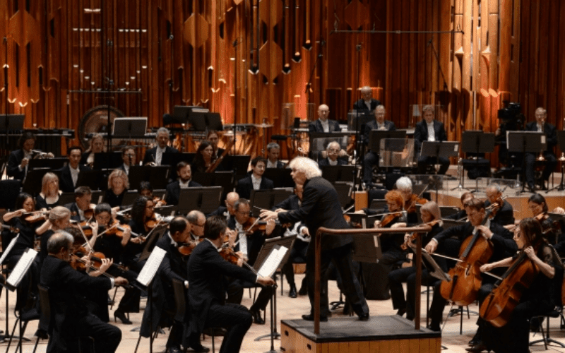 The London Symphony Orchestra: England