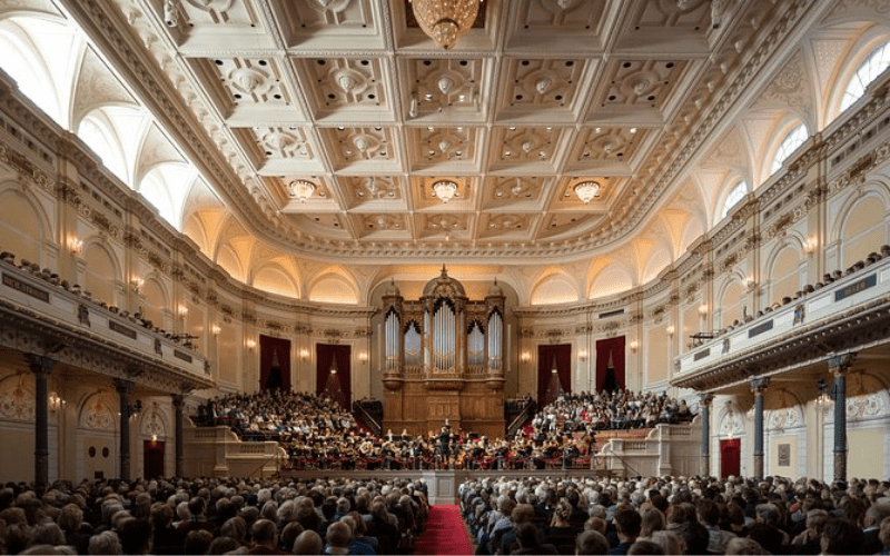 Royal Concertgebouw: Amsterdam