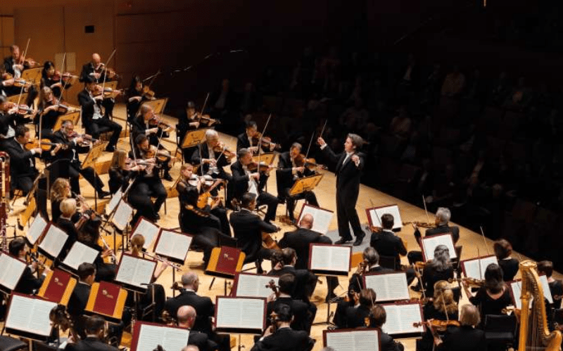 The Los Angeles Philharmonic: USA