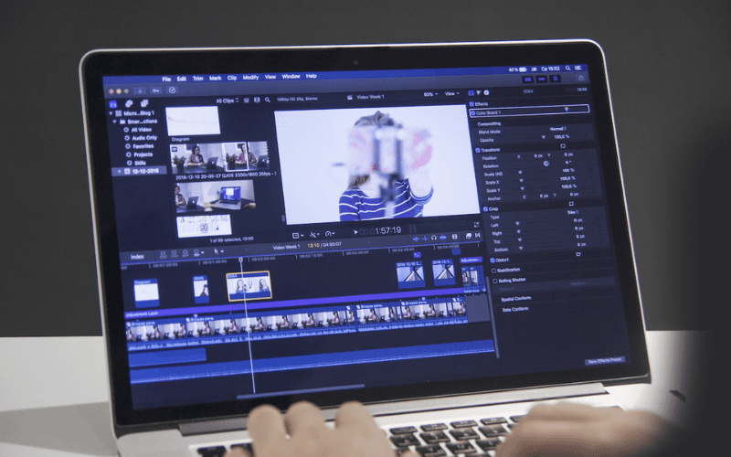 generating device film transition