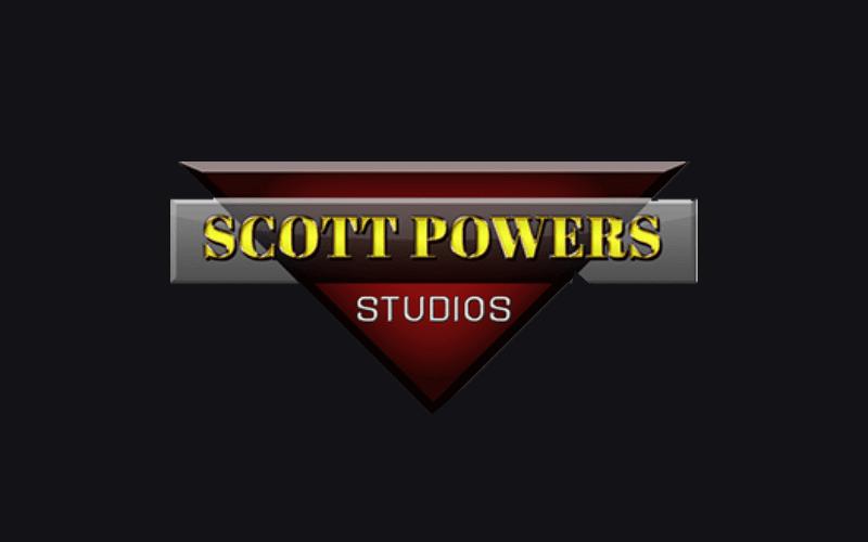 scott powers studios logo
